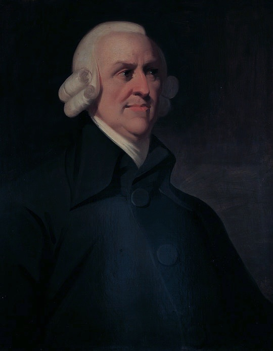 Adam Smith - părintele economiei - Revista EduSoft