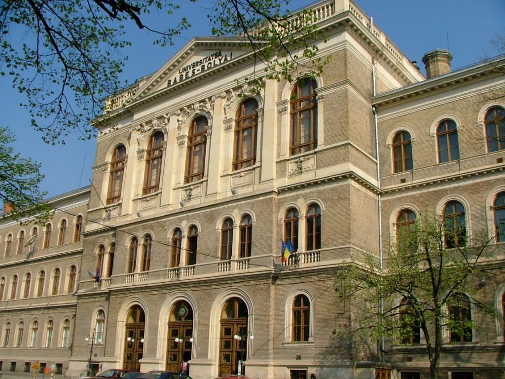 Universitatea Babeș-Bolyai Cluj-Napoca (Wikipedia)