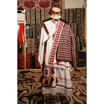 Costum popular bărbătesc, zona Oaş
