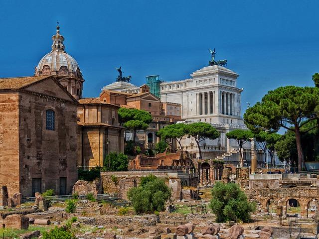 Forum roman, Roma