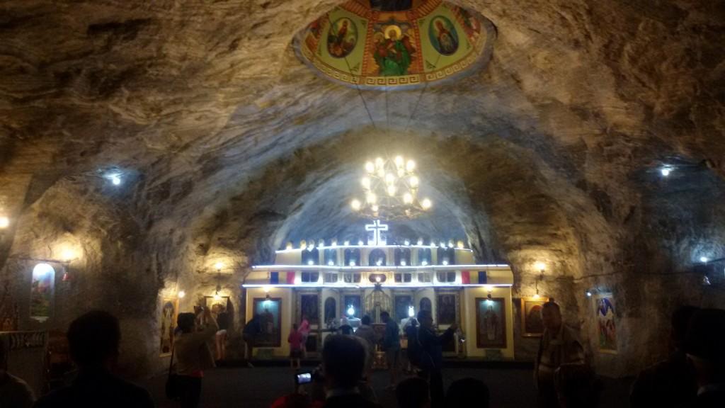 BisericaSfVarvaraSalina