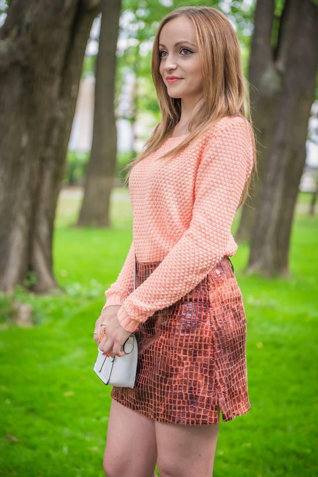 Raluca Pichiu, dansatoare și creatoare de modă