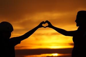 inima, mama, iubire