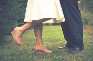 cuplu, dans, frumos