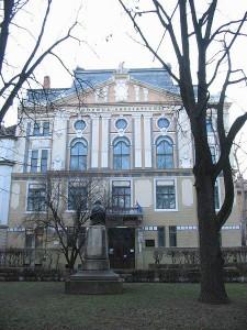 Palatul Astra Sibiu