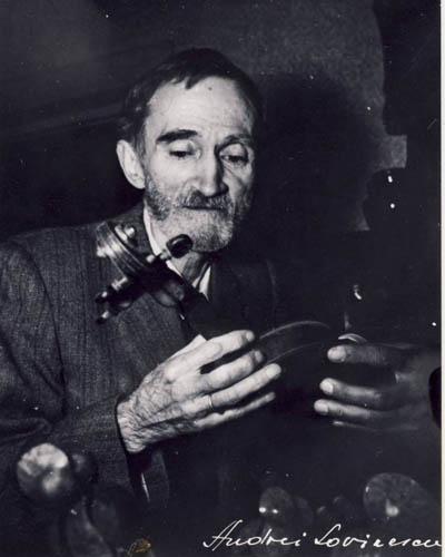 George Bacovia, Sursa: colecția de fotografii a Muzeul Național de Istorie a României