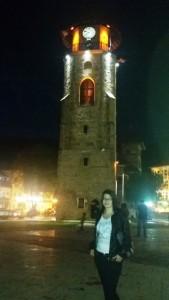 Maria si Turnul Clopotnita