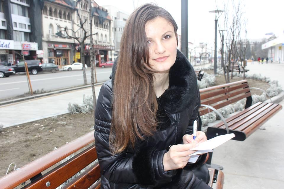 Oxana Morari, în Bacău