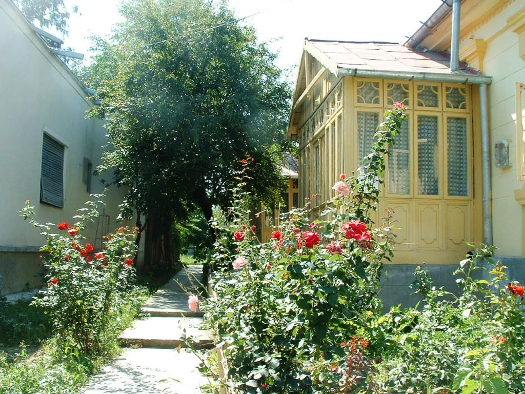 Casa memorială George Bacovia, din Bacău