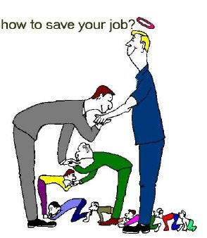 Cum să-ţi salvezi slujba