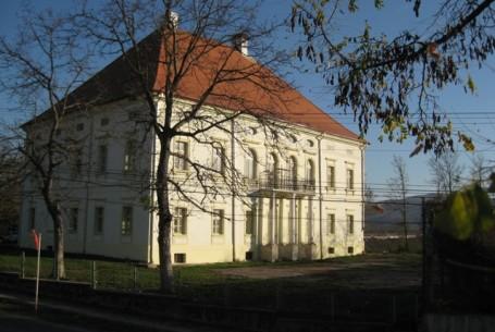Castelul Rhédey, Sângeorgiu de Pădure, jud. Mureş