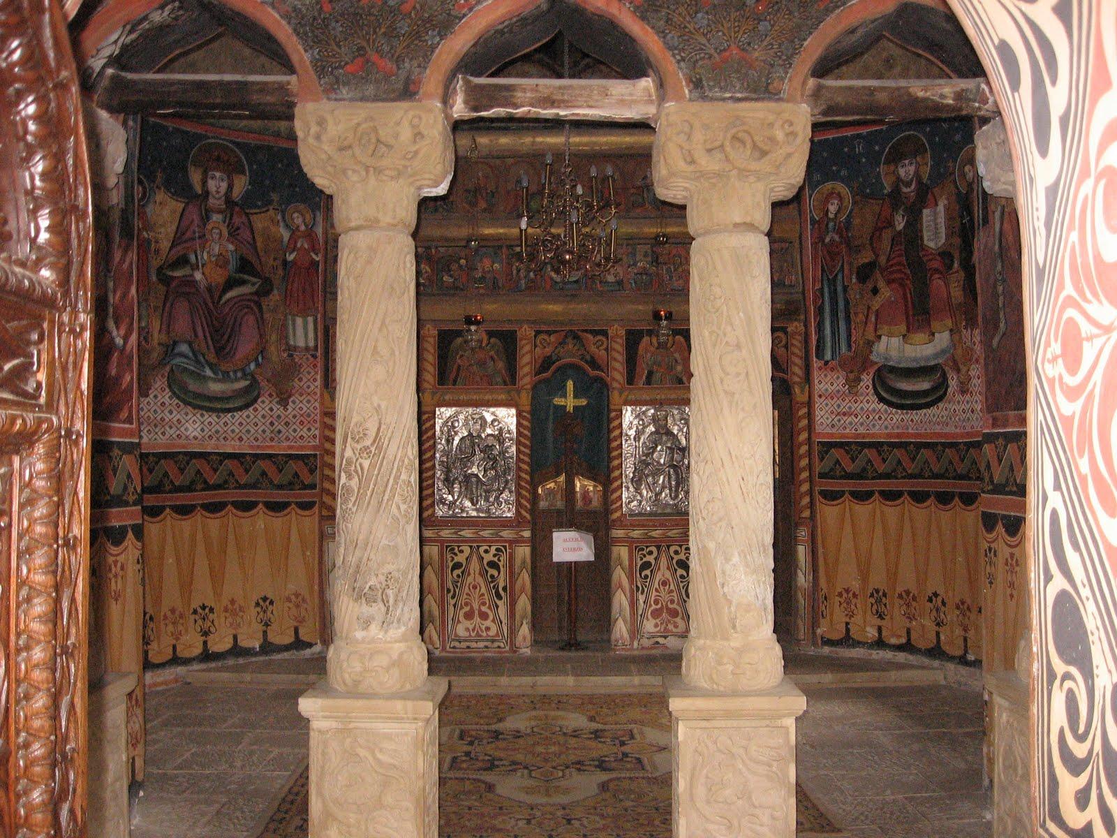 Biserica veche a Mănăstirii Sinaia (sursa: aici)