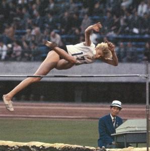 Iolanda Balas, atleta