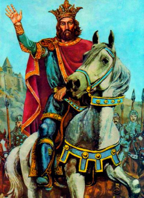 Mircea cel Bătrân (sursa: aici)