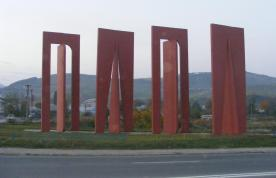 Monumentul Dada din Moinești, județul Bacău