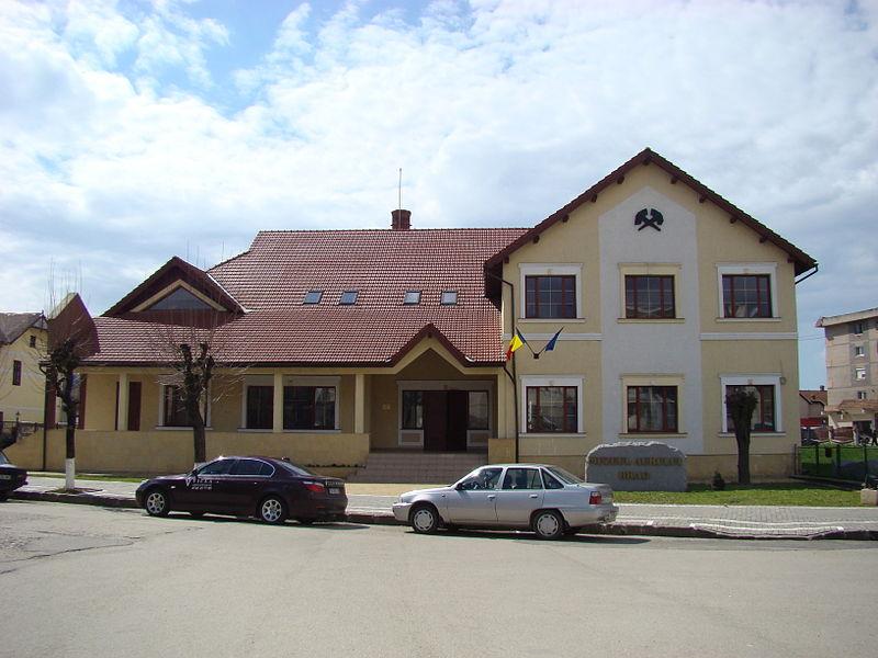 Muzeul Aurului din Brad, foto: Mircea Rareş Teţcu, Wikipedia