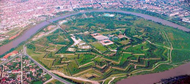 Cetatea Aradului - Foto: FlorinCB