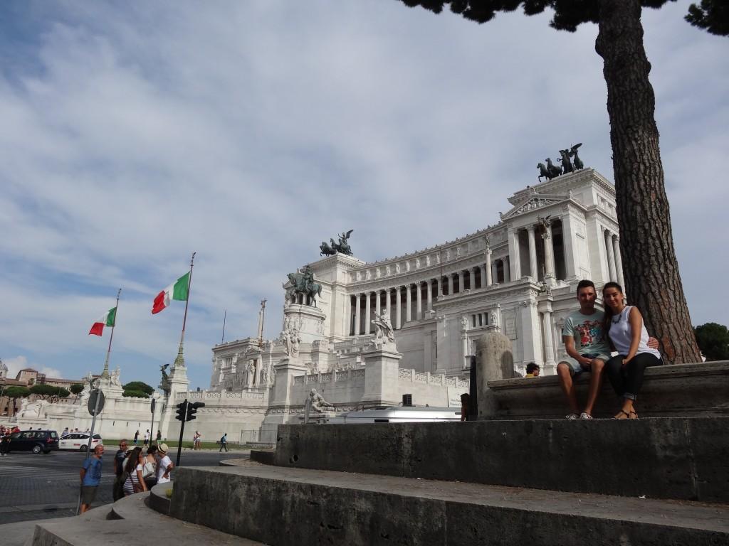 Altare della Patria, Piazza Venezia, Roma
