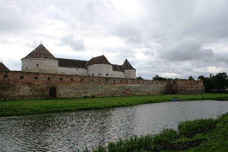 Cetatea Fagaras 2
