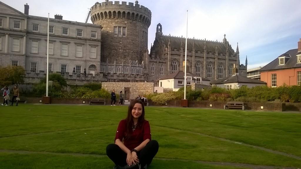 Diana Melinte, Dublin, Irlanda