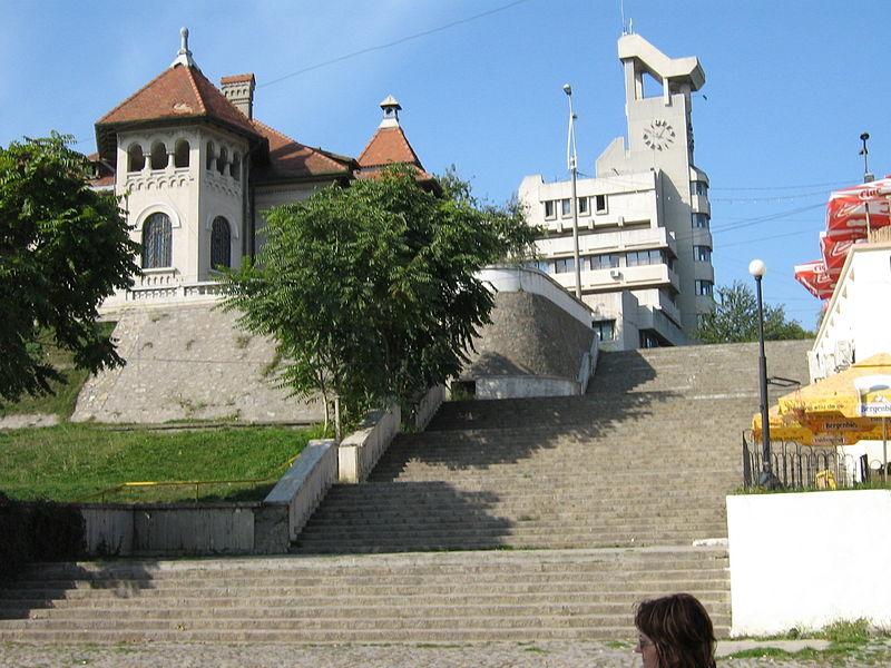 Faleza Dunării - Brăila - Sursa aici