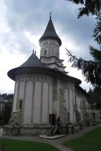 Mănăstirea Bistrița  Vezi sursa aici