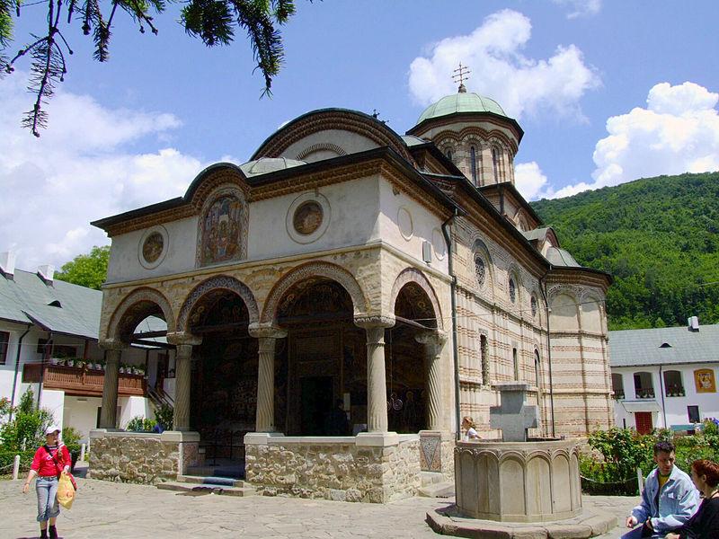 Biserica Mănăstirii Cozia (Foto: Cristian Chiriță)