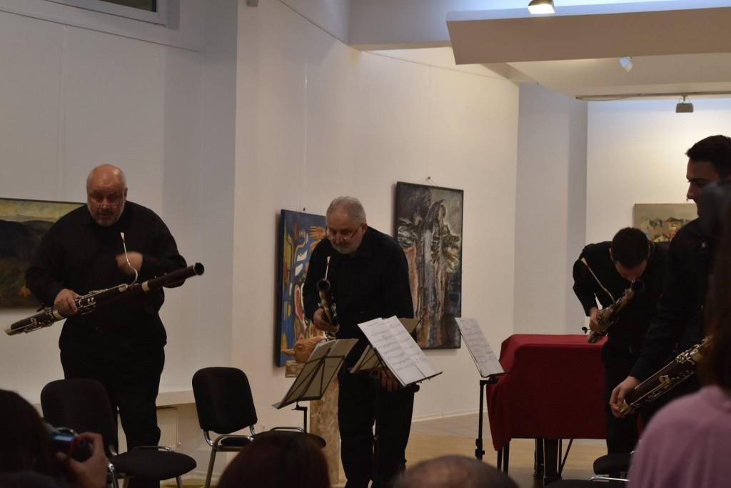 Cvartetul Fagottissimo