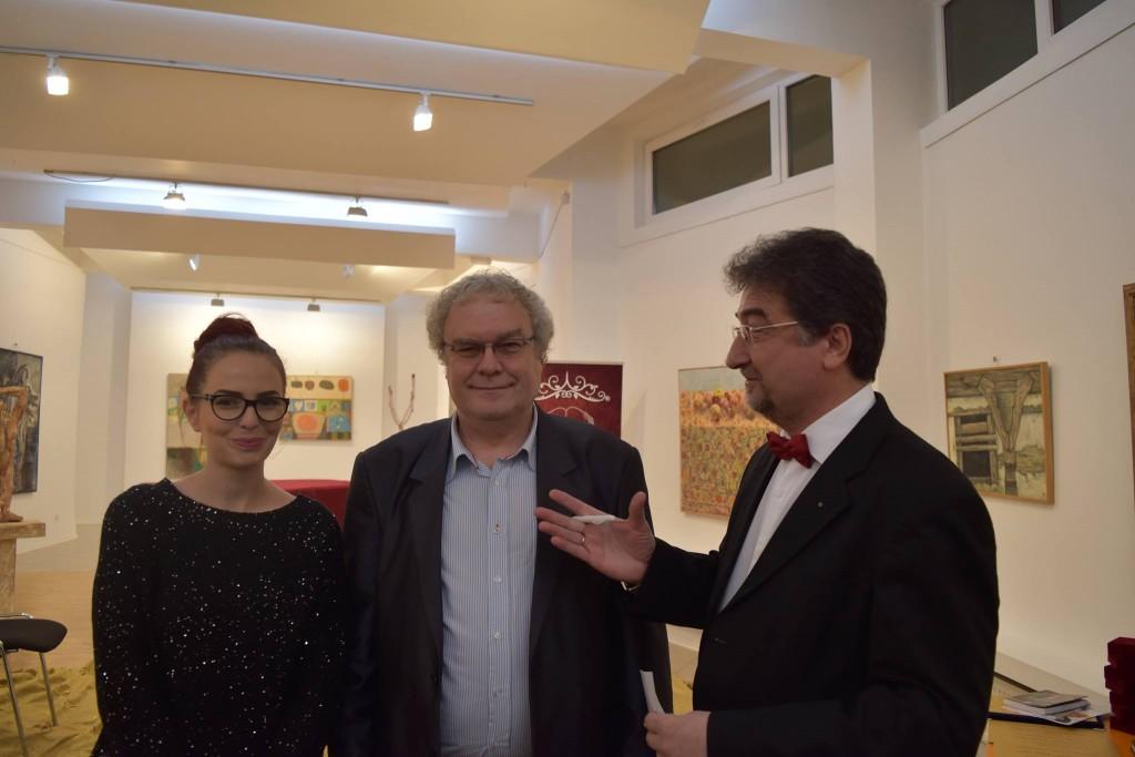 Paula Turnea, Ghiorghi Iorga, Geo Popa