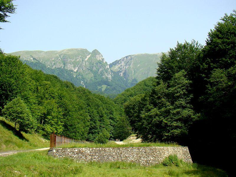 Parcul Național Buila-Vânturarița