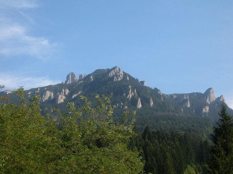 Parcul Național Ceahlău