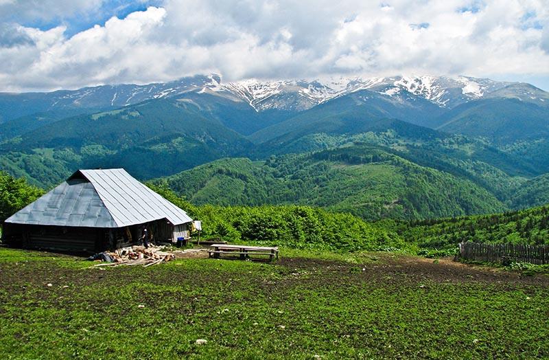 Parcul Național Defileu Jiului
