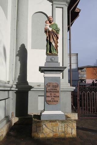 Statuia Sfântului Iosif