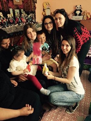 Familie de orfani judetul Vaslui