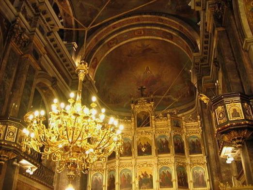 catedrala mitropolitana interior