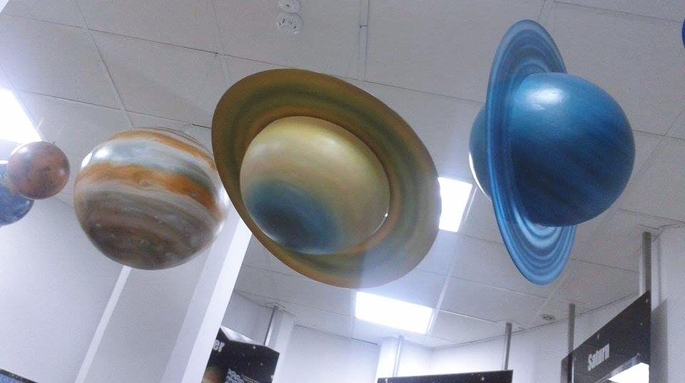 Machetele ale planetelor