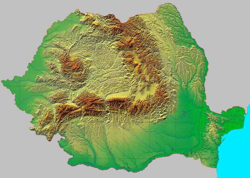 Tezaur Geografic Al Romaniei Revista Edusoft